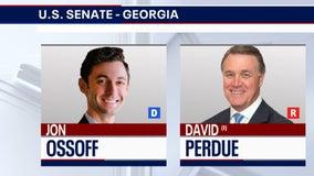 Perdue vs Ossoff: Georgia Senate race headed to runoff
