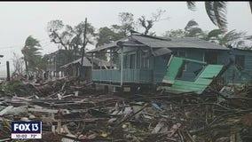 Sending aid to Nicaragua