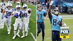 Play Super 6 for Colts, Titans Thursday Night Clash