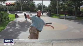 Drone Zone: Riverview's Providence Skate Park