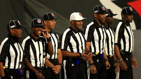 NFL makes history with all-Black officiating crew during Tampa Bay Bucs game