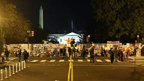 3 injured in overnight stabbing near White House; several arrests made following Election Day protests