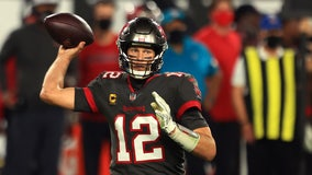 Brady off target, completion percentage dropping in recent Bucs games