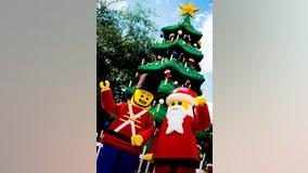 'Festive fun': LEGOLAND kicks off the holiday season this weekend