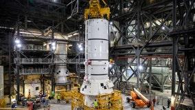NASA starts assembling Artemis Space Launch System rocket