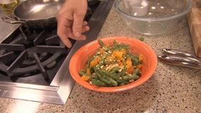 Publix recipe gives a fresh twist to green beans, a Thanksgiving side dish