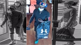 PSCO: 3 suspects on the run after shoplifting from Tampa Premium Outlets