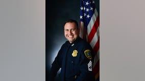 Memorial service held for Houston Police Department Sgt. Sean Rios
