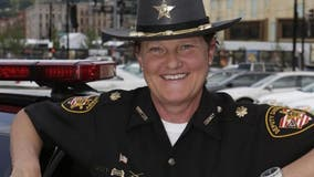 Woman runs for sheriff, makes history after beating former boss who fired her