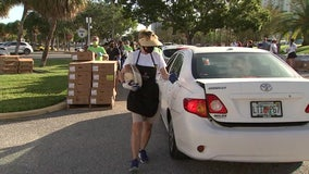 Sarasota food bank plans to hand out 9,000 turkeys before Thanksgiving