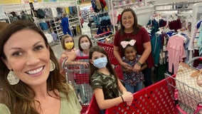 Foster moms team up to buy Christmas presents for 275 foster children