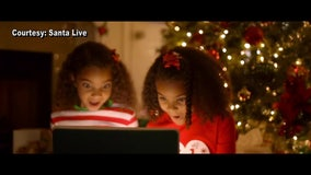 Santa offers virtual visits in time for Christmas