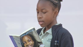 Lakeland 10-year-old writes book about COVID-19