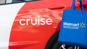 Walmart teams up with GM's Cruise to test grocery delivery with self-driving cars