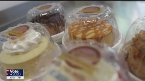 Tampa cheesecake company serving sweet treats of all sizes