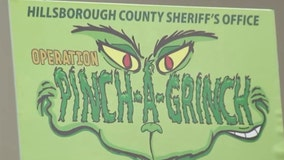 Hillsborough sheriff launches Operation Pinch-A-Grinch to protect residents' delivered packages