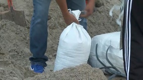 Sandbag distribution sites open across Tampa Bay