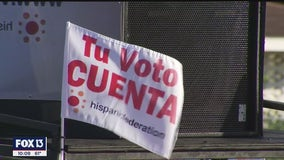 Tu voto cuenta: Non-partisan campaign urges Hispanic voters to be counted