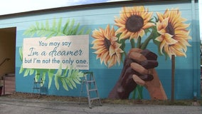 Local artists shine at St. Pete mural festival