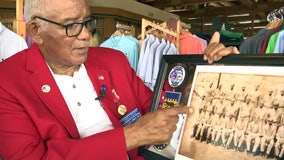 'We overcame': Tuskegee Airman inspires during MacDill AFB tour