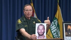 Polk deputies shoot back, wound man who fired on them