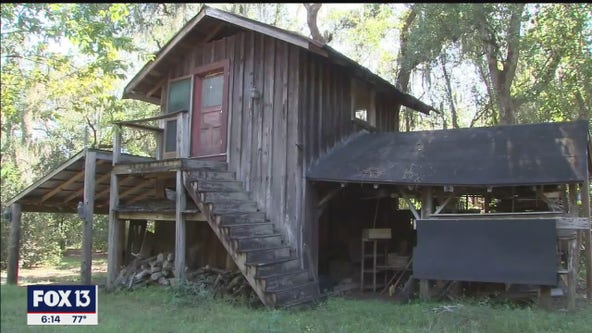 'Incredible time capsule': One house remains from the lost town of Limona