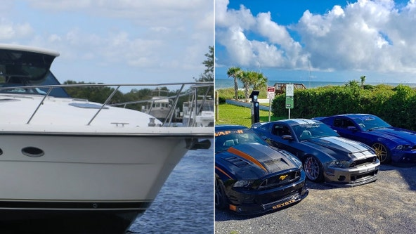 Great Rides: Mustang Trio and 1999 Tiara 4000 Express
