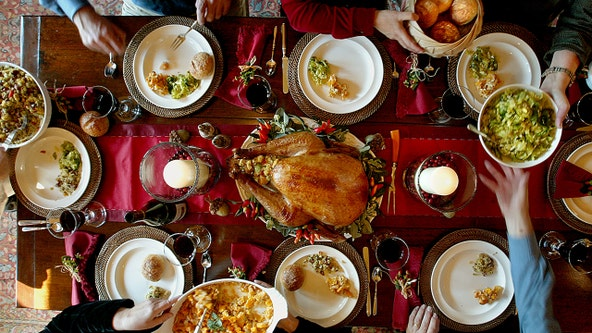 Health department warns: 'Thanksgiving leftovers won't taste good if you're on a ventilator'