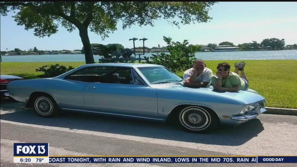 Great Rides: 1969 Corvair and 1985 Buick Riviera Convertible