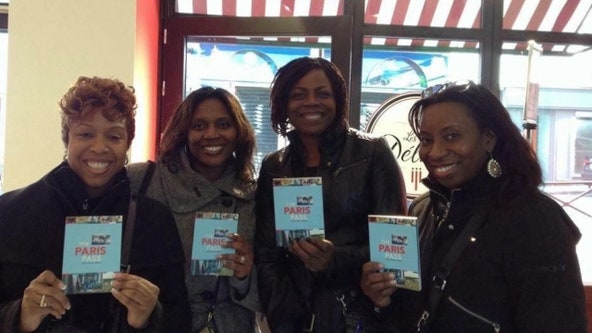 Rooted in faith, fueled by adrenaline; 'Dare Diva's' use adventure to inspire and heal