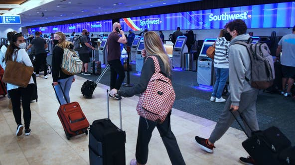 TSA on Wednesday screened the highest number of travelers in one day since the pandemic began