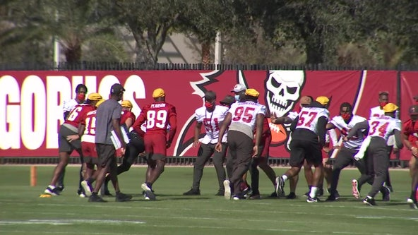 Bucs prepare for NFL's best quarterback