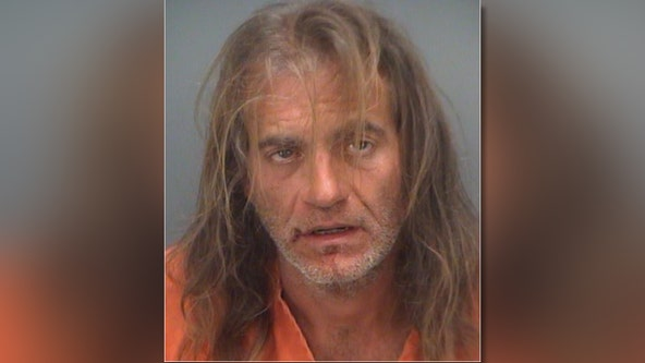 Homeless man accused of sexually battering woman who gave him a place to sleep