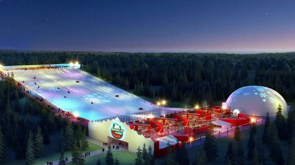 Florida's first snow park limiting hours after 'misestimating' amount of required snow