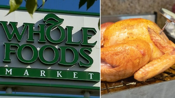 Whole Foods warns customers of turkey 'quality' issue on Thanksgiving morning