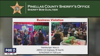 Pinellas sheriff vows crackdown on masks