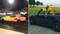Great Rides: Jet-powered funny cars and Mini Cooper