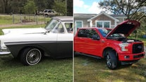 Great Rides: 2017 Ford F-150 5.0 V8 and 1958 Ford Custom 300