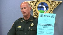 Pinellas sheriff deploying deputies to remind businesses to follow mask requirement, social distancing