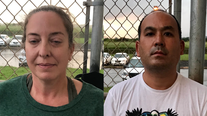 Couple arrested after boarding plane to Hawaii knowing they were infected with COVID-19, police say