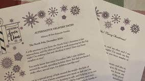 Texas mom writes 'Santa letters' for front-line parents this Christmas