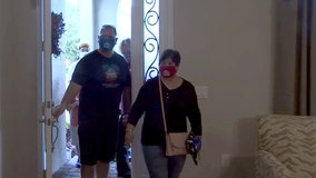 After traumatic brain injury, Land 'O Lakes Air Force veteran given new home