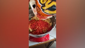 Love it or hate it: Flamin' Hot Cheetos tamales divide family at Christmas