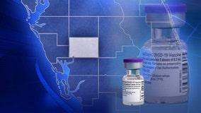 Desoto County COVID-19 vaccine distribution