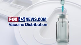 COVID-19 vaccine, testing information for Tampa Bay area counties