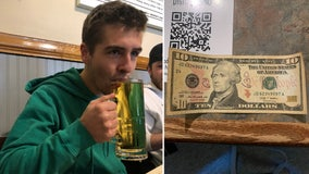 Father who died 6 years ago left son $10 to buy him his first beer when he turned 21
