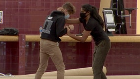 Middleton High School's first female wrestler wins first two varsity matches