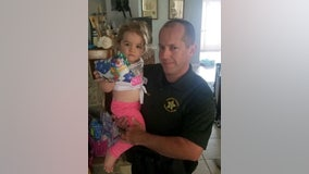 Sarasota deputies save 10-month-old baby from drowning in family's pool