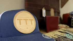 Couple grows handcrafted leather shop from online store to Bradenton storefront