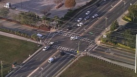 Westbound Gulf-to-Bay reopens after injured man was found in road